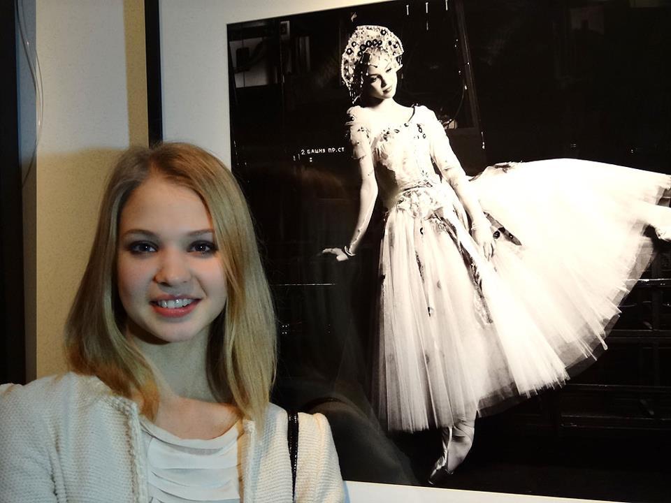 балерина анжелика воронцова фото